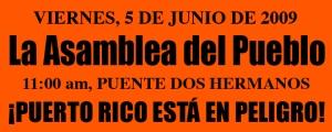 Stiker 2 Asamblea Pueblo